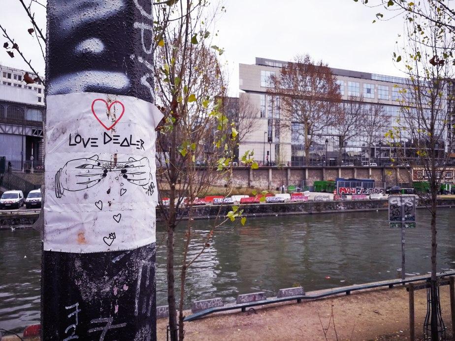 Paris Sticker Art
