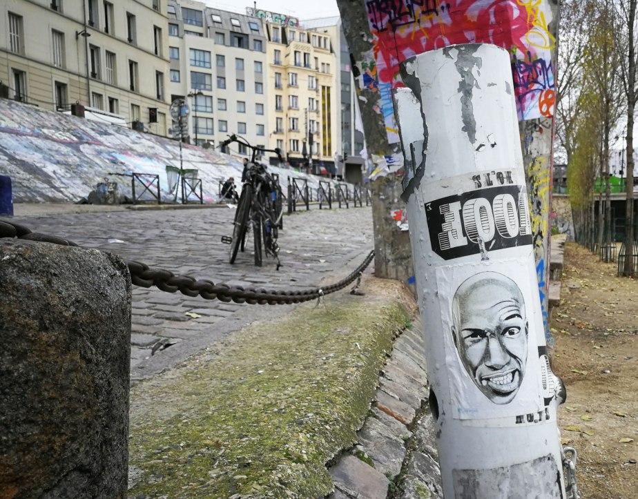 Paris Street Art - Paris Sticker Art