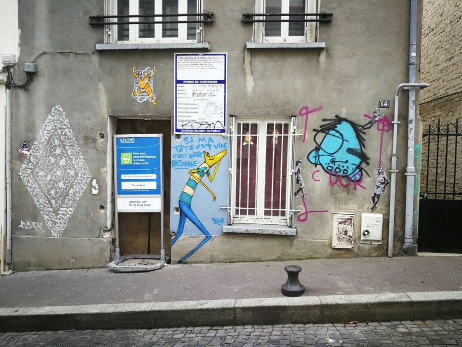 Paris Street Art - Selor